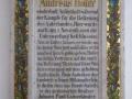 Erinnerungstafel Andreas Hofer