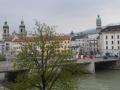 Blick vom Hotel auf die Altstadt