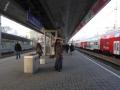 Abfahrt Wien Meidling