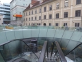 Eingang in das Grazer Jonnneum