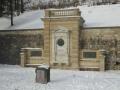 Denkmal Ritter von Ghega am Bahnhof Semmering