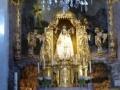 Altar mit Gnadenstatue  Maria