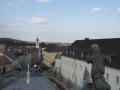 Blick vom Kalvarienberg Richtung Stadt