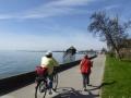 Rad- und Fußweg nach Lindau