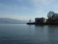 Blick zur Insel Lindau
