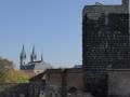 Schwarzer Turm und Kirche St.Nikolaus