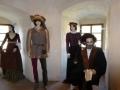 Ausstellung historische Kostüme