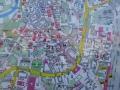 Karte Innenstadt Eger