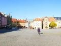 Marktplatz von Eger