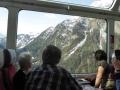 Fahrt über den Albula-Pass