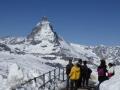 Matterhorn schauen