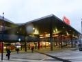 Eingang Hauptbahnhof von der Favoritenstraße