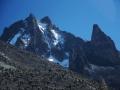 Mount Kenia: Nelion und Bation