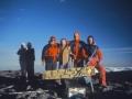 Kilimandscharo Uhuru Peak Team 1