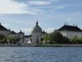 Amalienborg und Marmorkirche
