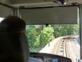 Rückfahrt mit Straßenbahn