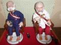 Kaiser Franz Joseph und König Edward VII