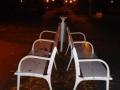 Stadtpark bei Nacht