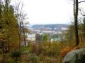 Aussicht vom Königsweg auf Marienbad