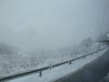 Straße nach Novi Pazar