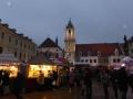 Altstadt Hauptplatz mit Rathaus