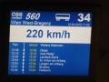 Hochgeschwindigkeitsstrecke auf der Westbahn