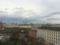 Blick vom Justizpalast Richtung Innenstadt