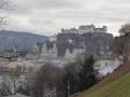 Salzburg: Mönchsberg - Altstadt