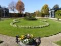 Garten Blick Richtung Hietzing