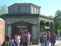 Eingang Zoo Wilhelma