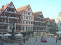 Fachwerkshäuser am Marktplatz