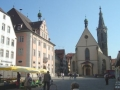 Marktplatz Rottenburg