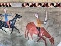 Seckauer Fresko von Herbert Boeckl