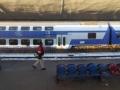 Rückfahrt von Kronstadt