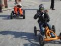 Kinder am Hauptplatz von Kronstadt