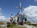 Gipfelkreuz Hochturm
