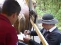 "mit Pferdekutschen zum Bergsee ""Meerauge"""