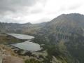 Abstieg ins Tal der fünf Seen