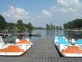 """Bootsverleih beim Gasthof """"Seepferdchen"""""""