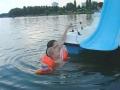 Bootsfahrt Alte Donau