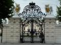 Eingang zum Oberen Belvedere