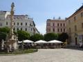 Platz vor der Piaristenkirche
