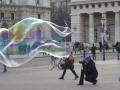 Straßenkünstler am Heldenplatzz