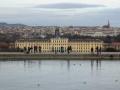 Schönbrunn von der Gloriette