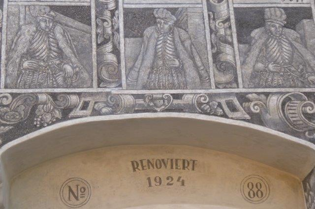Renaissancehaus in Slavonice