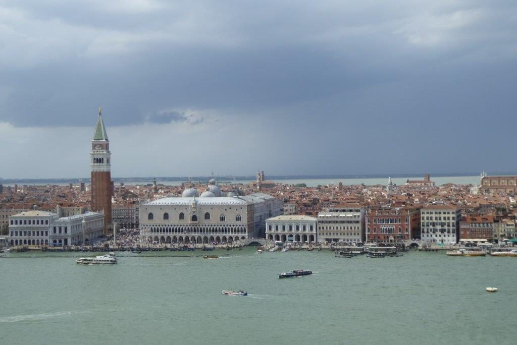 Venedig - Blick auf den Markusplatz