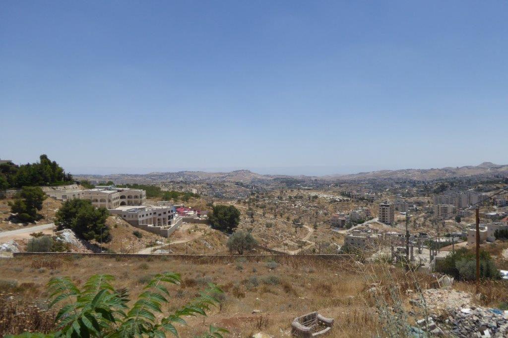 die Hirtenfelder in Bethlehem