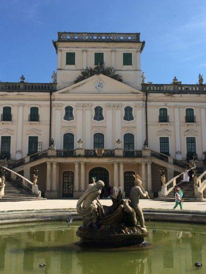 Schloss Fertöd (Ungarn)