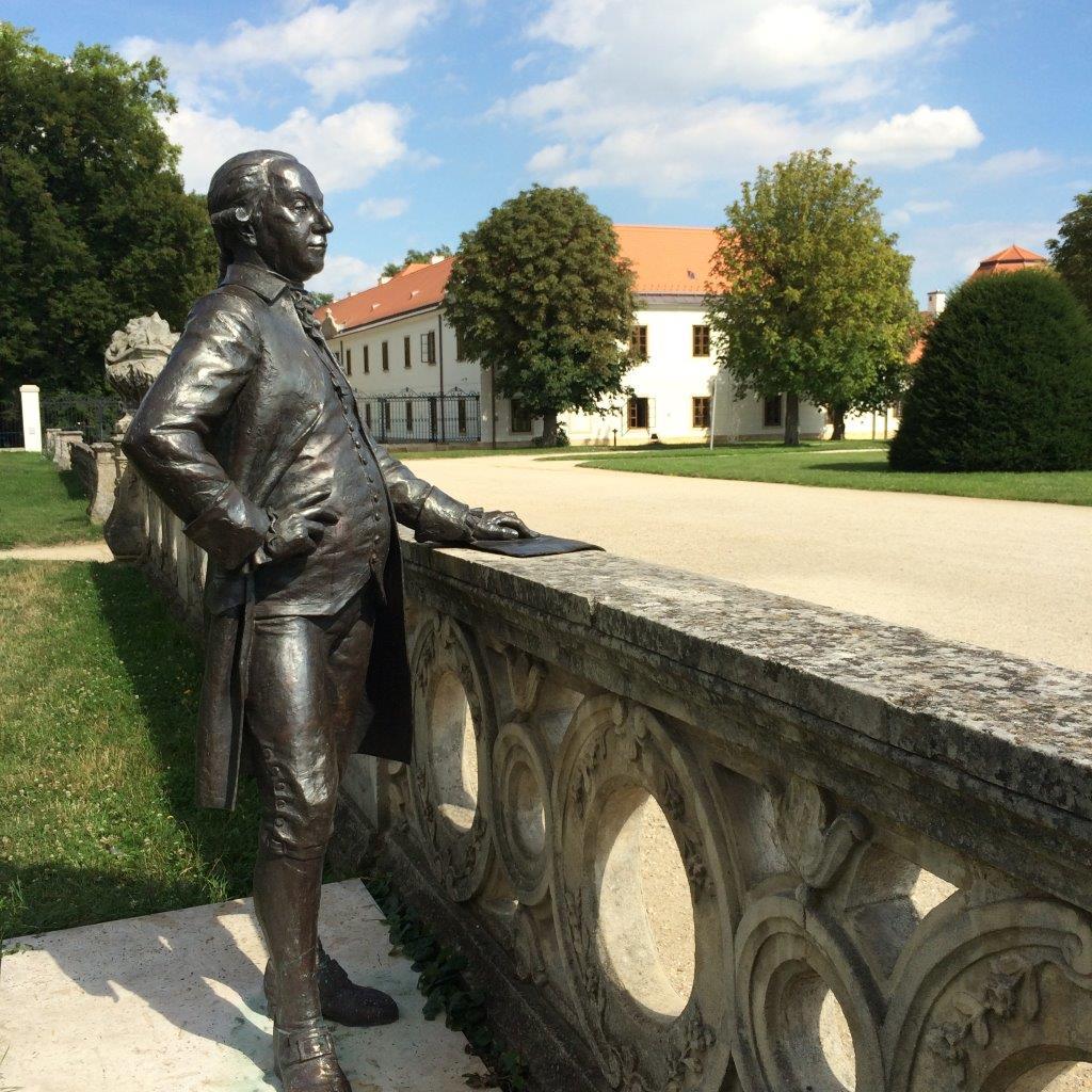 Haydn im Schloss Fertöd