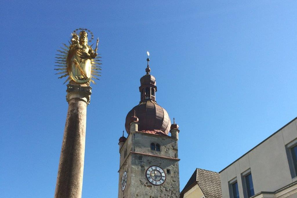 Waidhofen/Ybbs - Stadtplatz